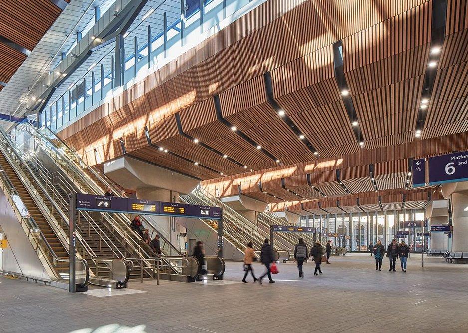 London Bridge station, London, United Kingdom.