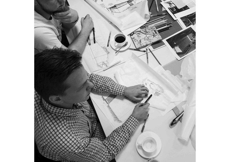 Atomik Architecture: Workshop on theme of Reuse, Almaty