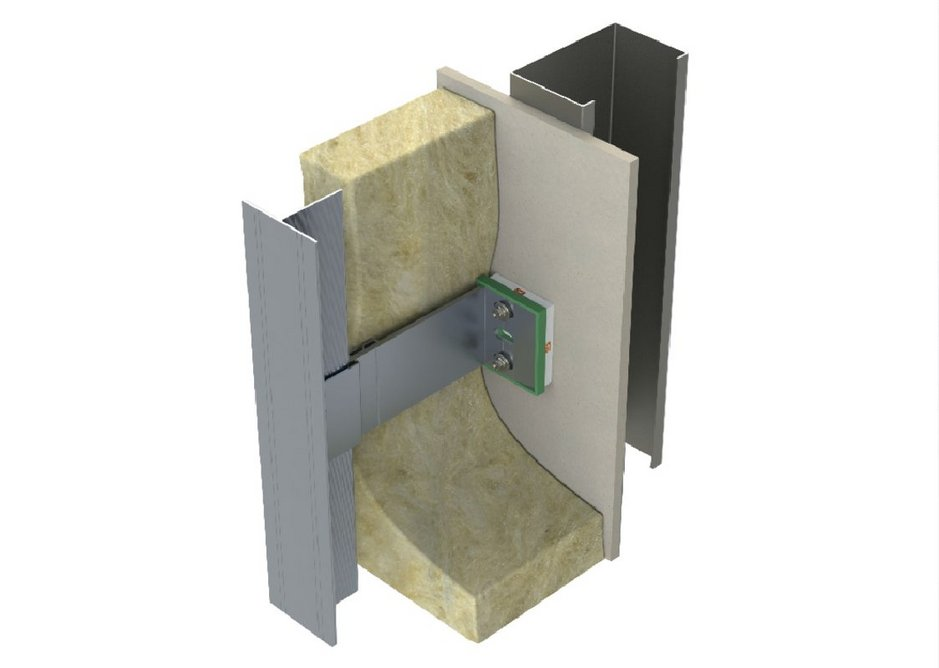 The Nvelope Thermal Solutions range includes aluminium and stainless steel brackets with a +Thermal option for high thermal performance.