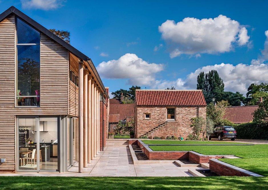 The Longhouse, Heslington