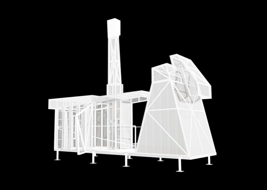 The Mansio combines gatehouse, tower and vessel elements.
