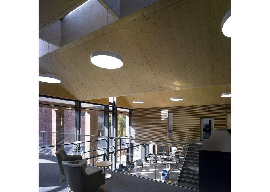 Clocktower Court by Design Engine Architects.
