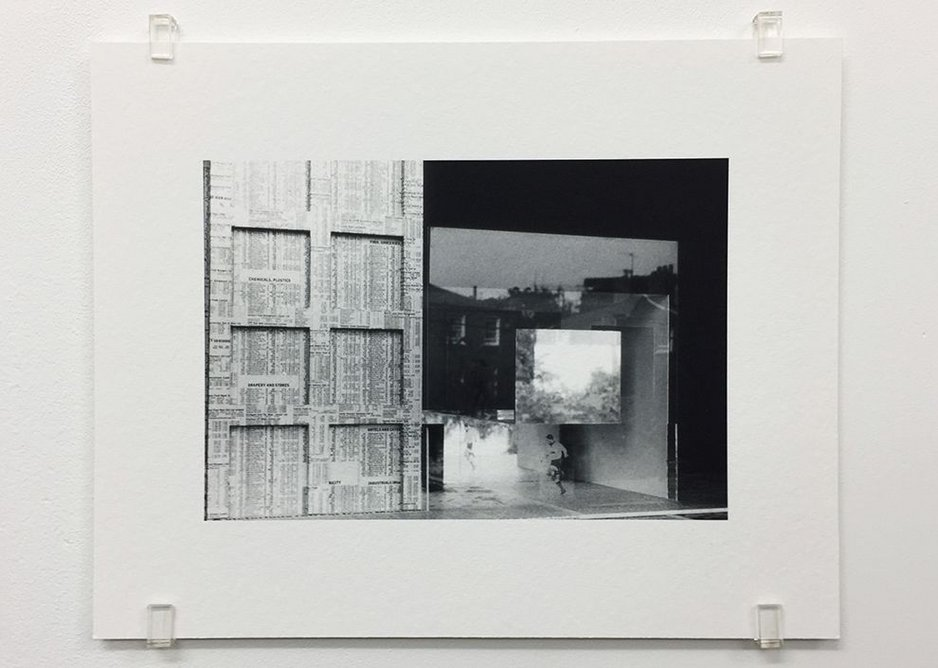 Caruso St John, Another Glass House (1991), 2017, photograph, 16.8 x 21 cm, edition of 7.