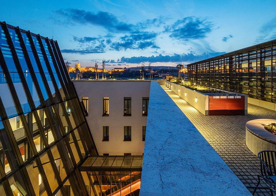 Central European University - Phase 1, O_Donnell + Tuomey.