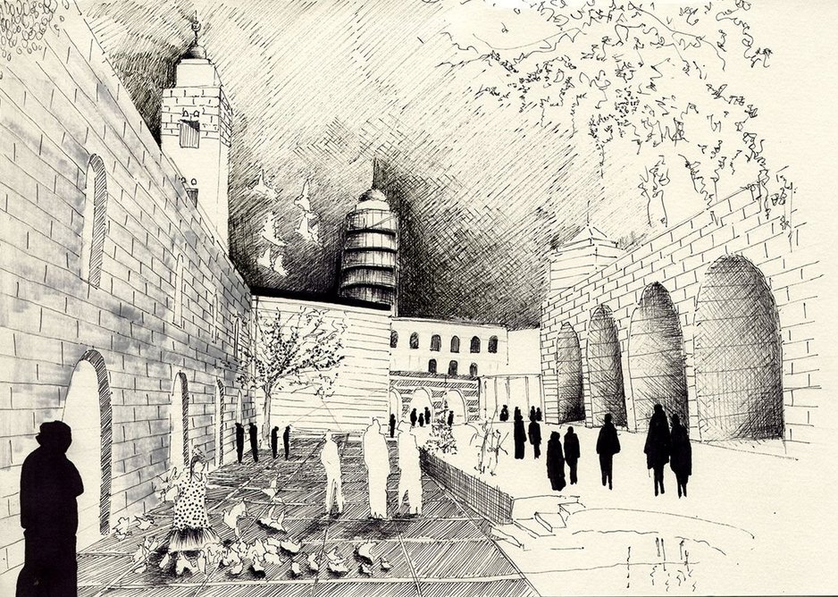 Homs, Ammar Azzouz, 2009, from What Remains at the Imperial War Museum London.