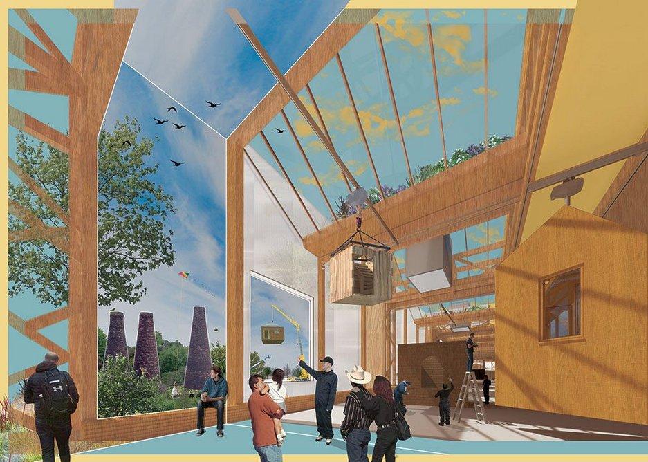 Monty Dobney's Institute for Making Homes.