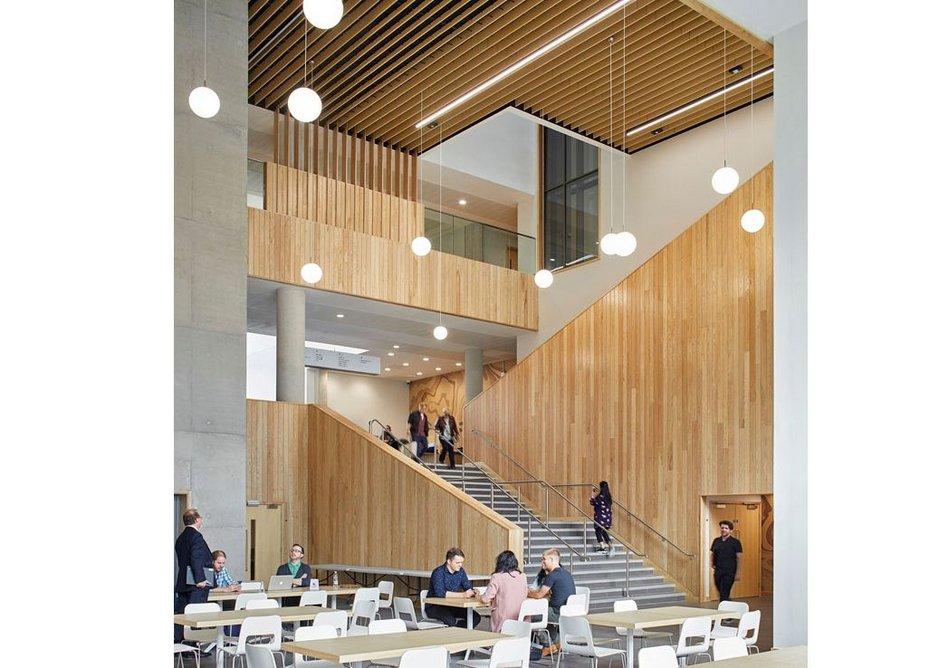 Birmingham: Feilden Clegg Bradley Studios's Royal Birmingham Conservatoire