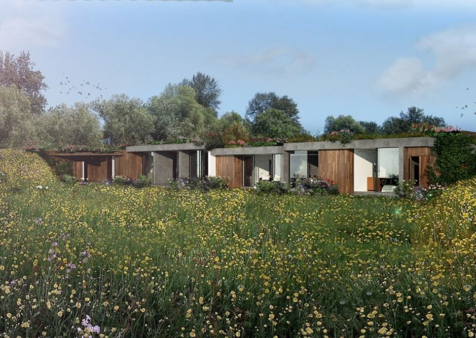 Butterfly House, Alresford, Essex