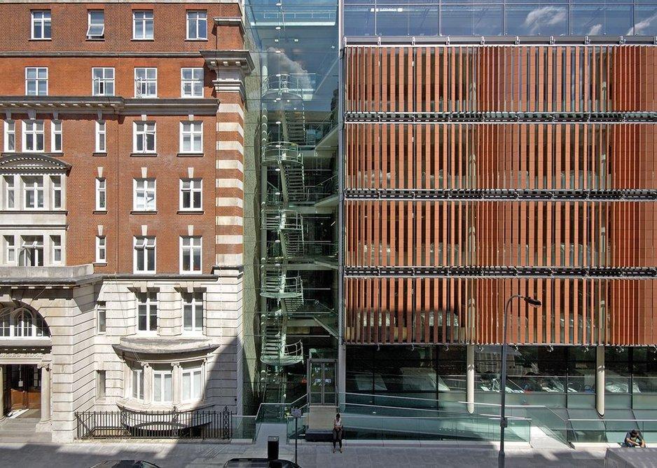 2007: UCL Cancer Institute: Paul O'Gorman Building, London, UK.