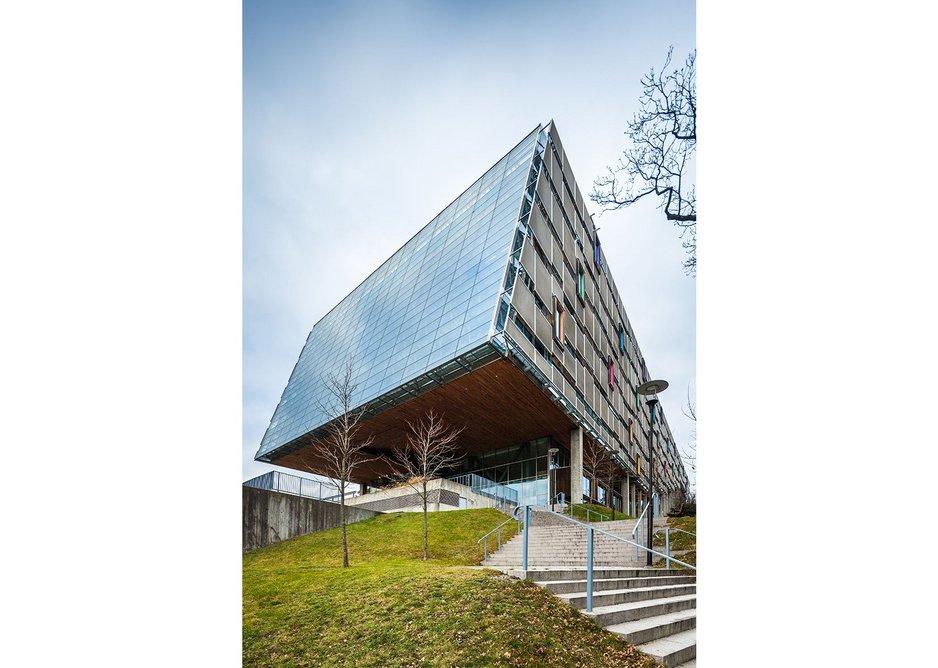 Postens huvudkontor by BSK Arkitekter, Sweden
