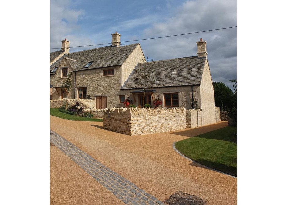 The original tenants have remained in their homes – a testament to the houses and the need that they respond to. MacEwen Award shortlisted Sly's Close, Northleach, Gloucestershire. Mungo Park Architects