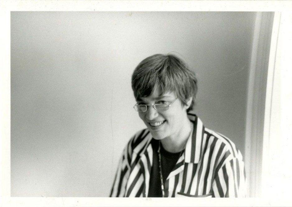 MJ Long at Yale 1986