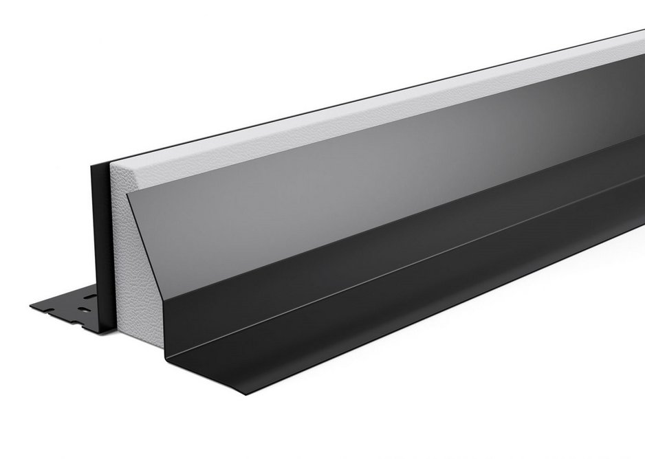 Replacing traditional steel lintels with Catnic thermally broken versions can reduce heat loss through window head details by up to 96 per cent.