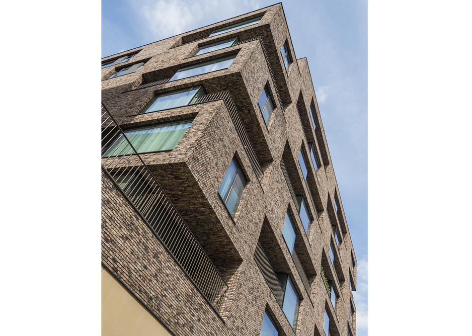 Vandersanden: 'Bricks are the business card for your architecture.'