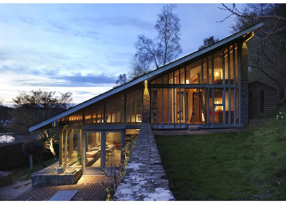 Ansty Plum by Coppin Dockray, Existing Building Award 2016.