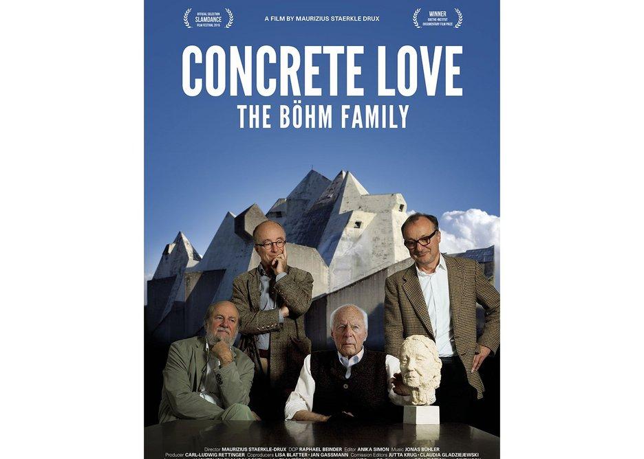 Poster for Concrete Love.