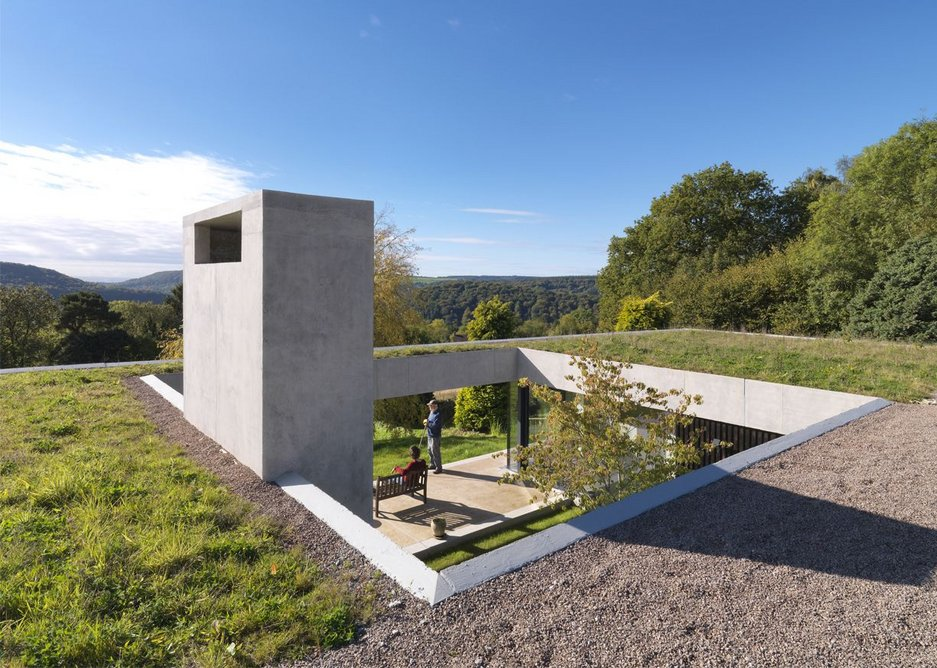 Outhouse by Loyn & Co Architects.