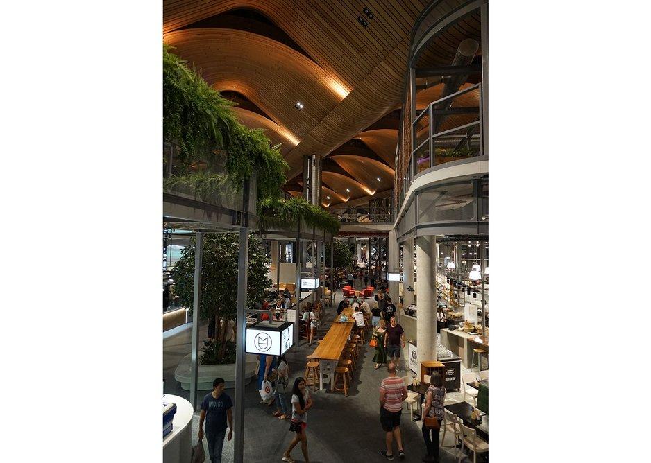 Robina Market Interior
