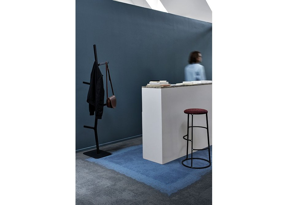 The new collections contain tiles in a range of colours.