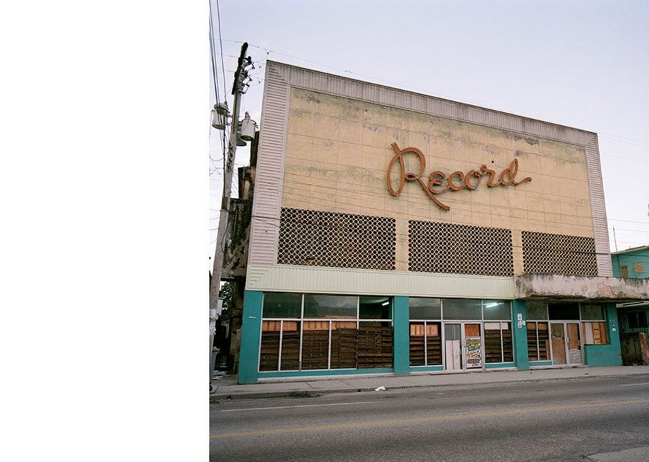 Cine Record, Havana.