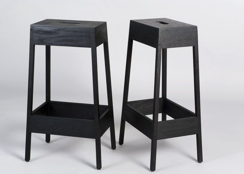 Ace Bar Stools by Michael Marriott.