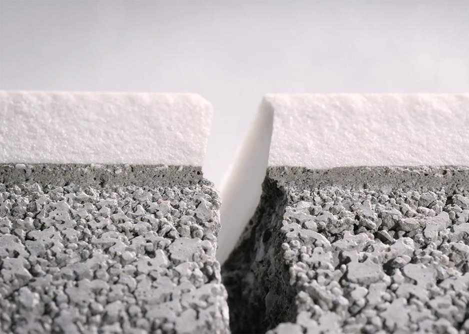 Biogel adhesives form a strong structural bond with the substrate and the tile.