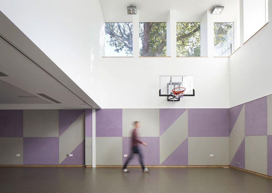 Community hall.