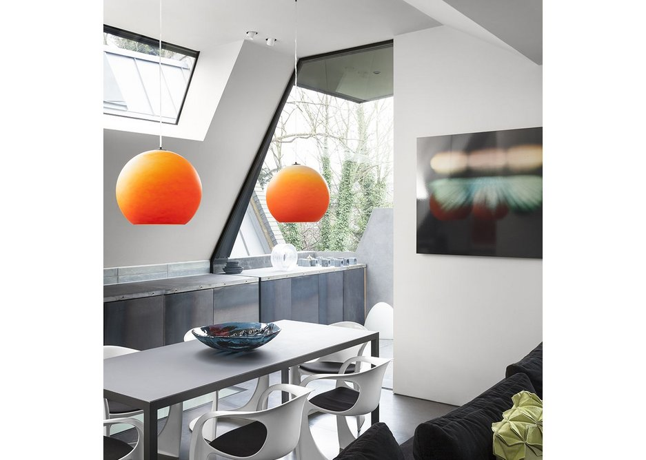 Maxlight bespoke architectural glazing throughout.