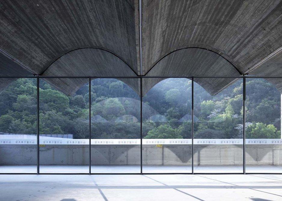 Taizhou Contemporary Museum.