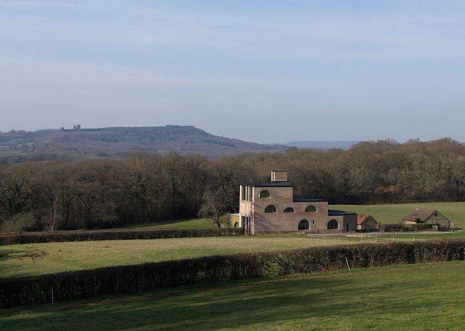 Nithurst Farm, West Sussex.