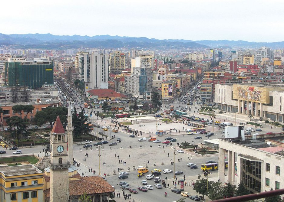 The former square, despite its original civic intent, had been reduced to a glorified city-scale roundabout.