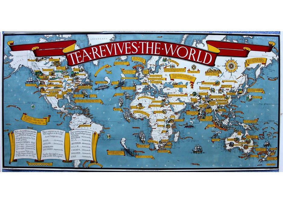 Tea Revives the World (1940).
