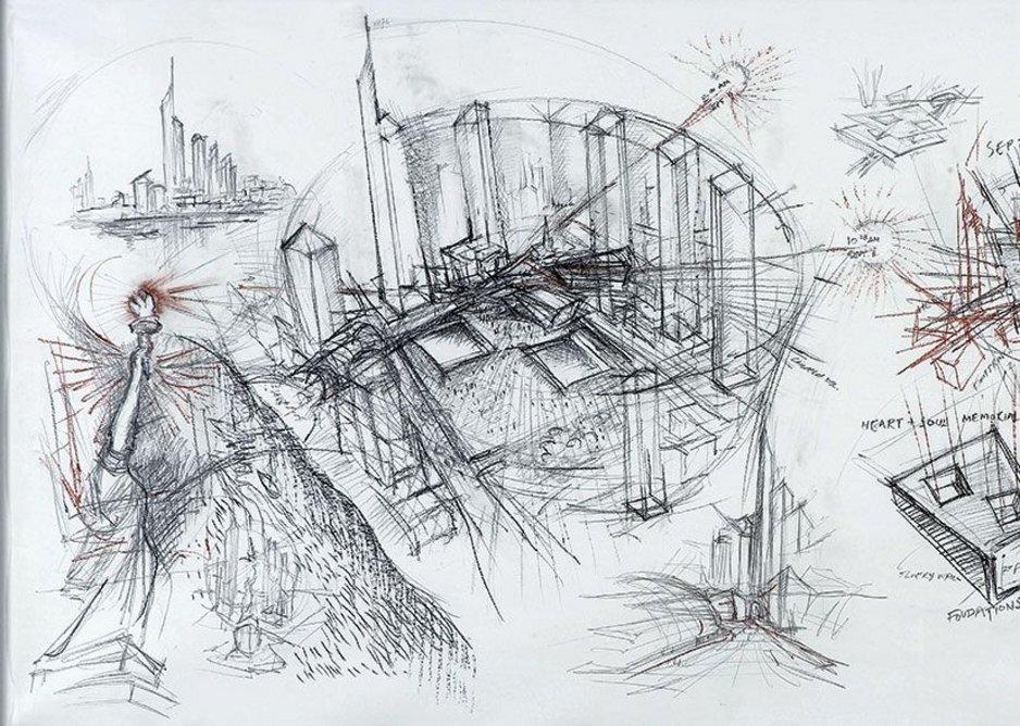 World Trade Center, New York.