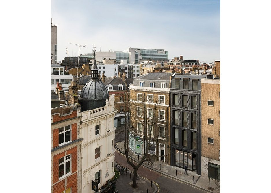 The Interlock, London.