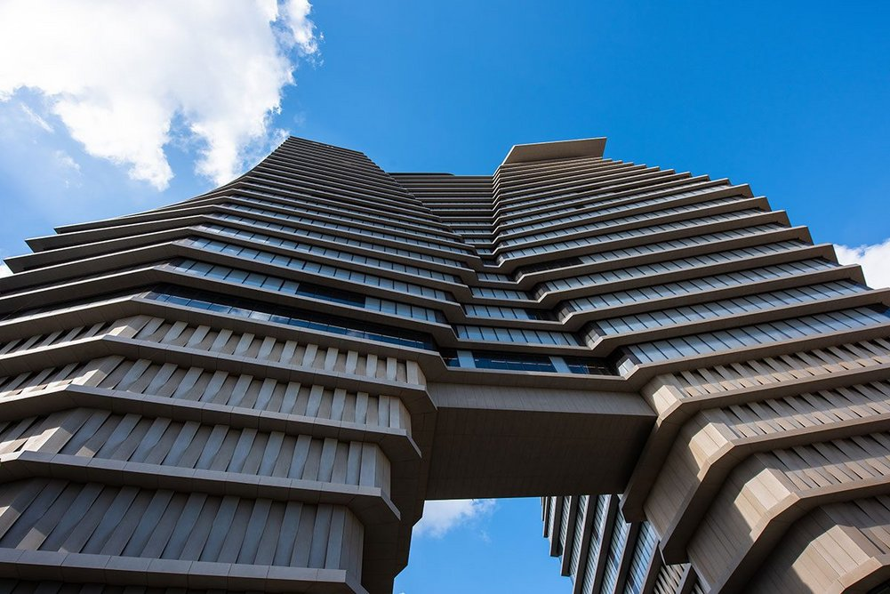 ToHA, Tel Aviv. Credit: Ron Arad Architects, photo by Asa Bruno