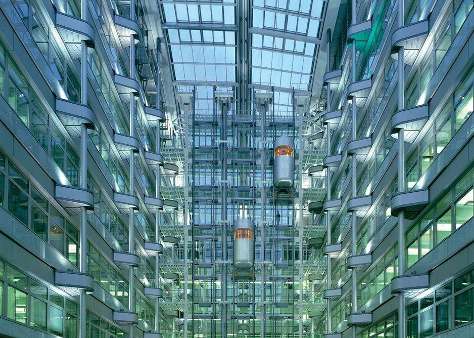 1998: Ludwig Erhard Haus, Berlin, Germany.