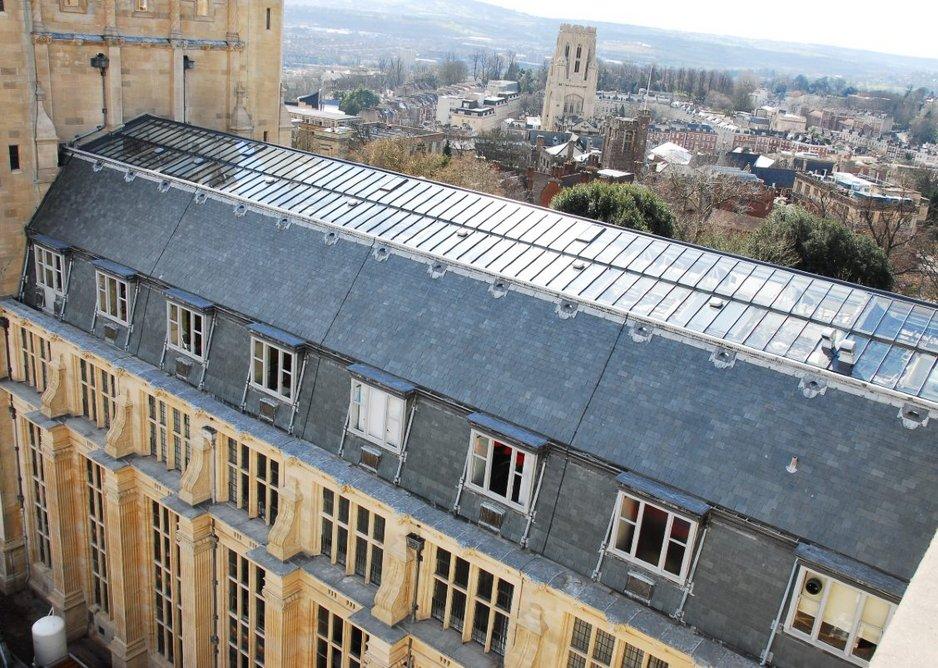 University of Bristol's HH Wills Physics Laboratory.