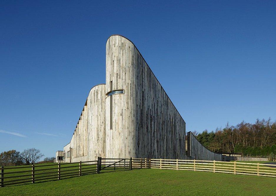 'A spiritually uplifting building.'