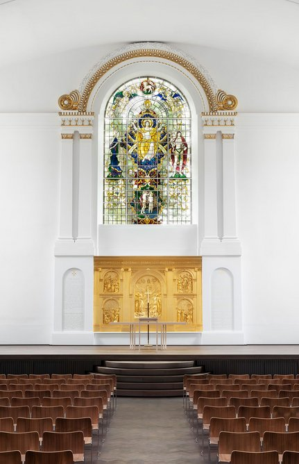 John Pawson's super-simplified altar.