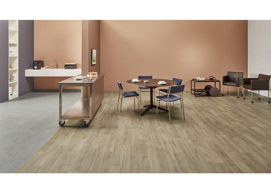 Forbo safety vinyl flooring.