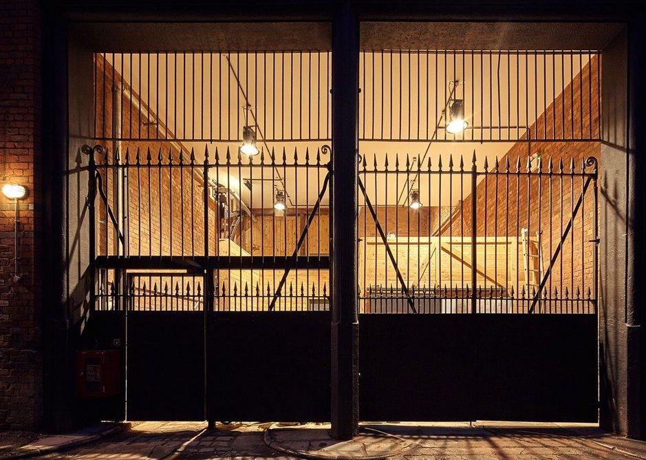 Finlays Warehouse by Stephenson Studio.