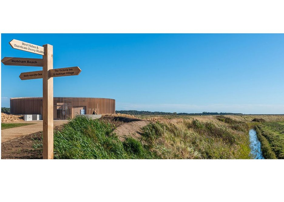 The Lookout, Holkham.