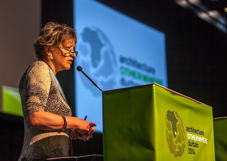 UIA Congress, Durban.