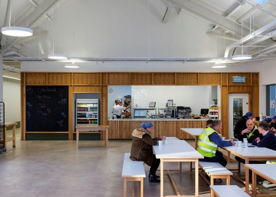 Charlie Bigham's Food Production Campus
