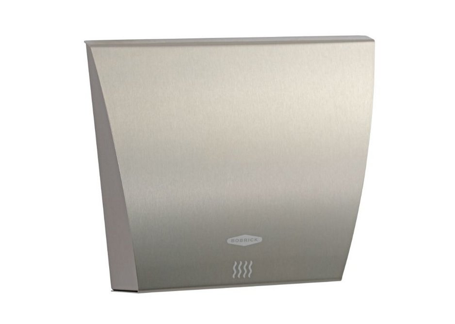 Bobrick's B-7125 InstaDry high-speed hand dryer is tailor-made for high-traffic locations.