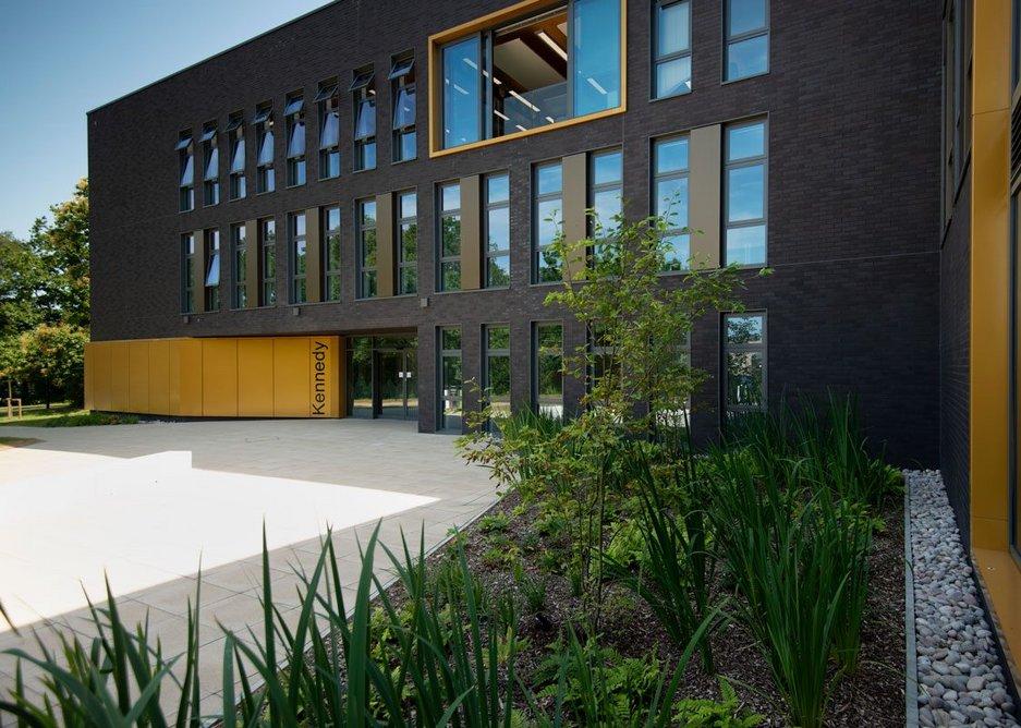 University of Kent, Kennedy Building, School of Economics, Canterbury