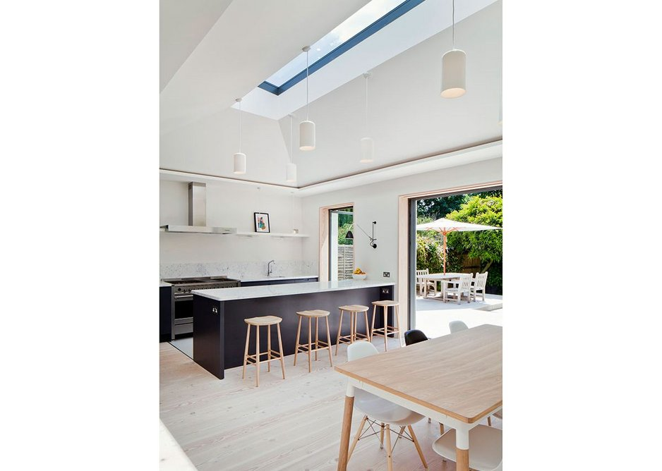 All SkyView rooflights are accredited for air permeability, weather tightness and wind loading by the British Standards Institution (BSI).