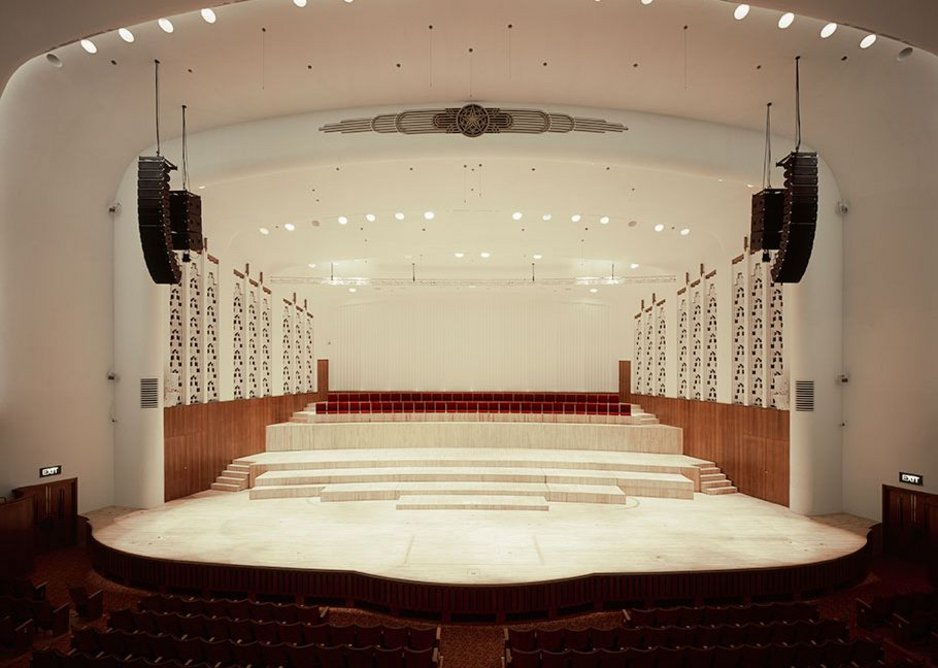 Liverpool Philharmonic by Caruso St-John.