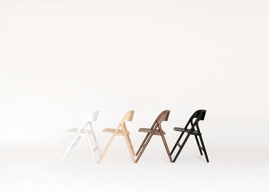 Nairn Chairs by David Irwin for Case Furniture - Production Made Winner 2017.
