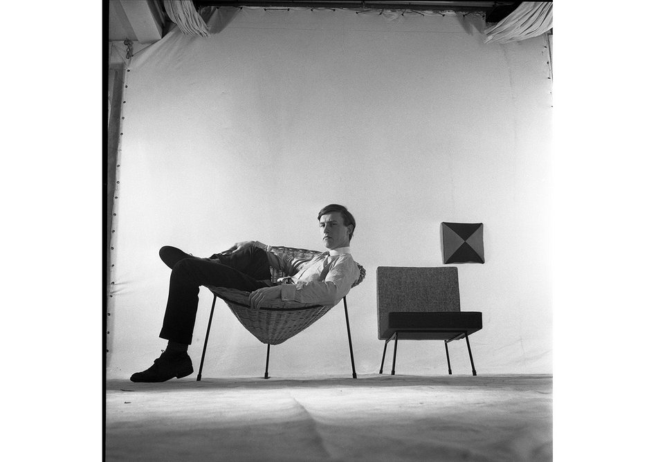 Terence Conran by Ray Willliams